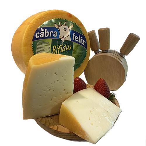 La Cabra Feliz queso de cabra
