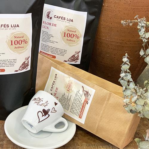 Café descafeinado sin moler