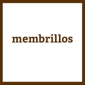 Membrillos