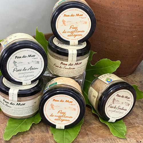 Paté De Sardinas Con Perejil Ecológico